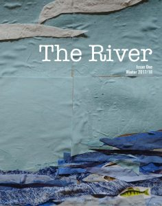 image of the river magazine issue one cover