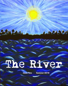 image of the river magazine issue two cover
